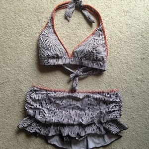 Kenneth Cole Bikini- Like New!